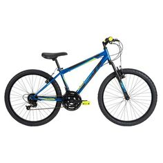 "Image for Huffy Boys' Alpine 24"" 18-Speed Mountain Bike from Academy"