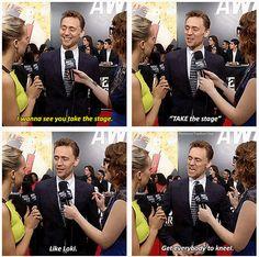 Just like Loki