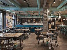 Kitchen+Bar 15 by PH.D architectural bureau, Moscow – Russia » Retail Design Blog