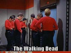 The Walking Dead haha