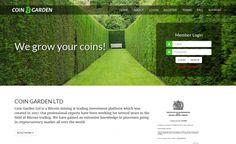 Подробнее о проекте читайте перейдя по ссылке ниже Coin Garden Ltd #hyip #хайп #hyipzanoza #новыйхайп #инвестиции