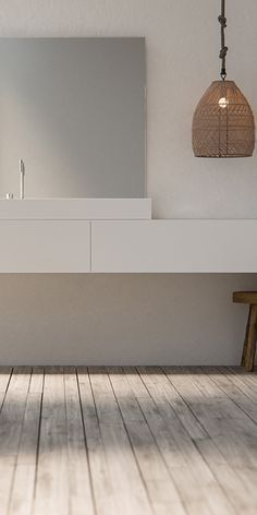 Piet Boon design bathroom taps bycocoon.com | Piet Boon® by COCOON design bathroom faucets in brushed stainless steel | bathroom design | minimalist bathroom | combined with modern solid surface COCOON vanity | hotel design | wellness design | Dutch Designer Brand COCOON