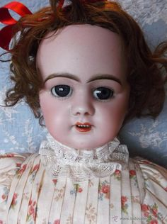 Fantástica muñeca Jumeau DEPOSÉ talla 11