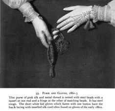 Victorian Gloves & Accessories