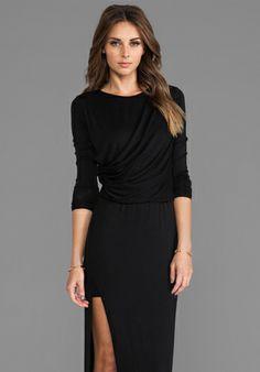 sen Rasha Dress in Black