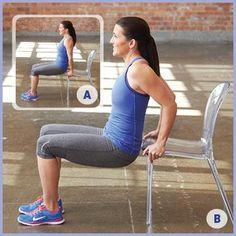 Get Sleek, Toned Arms: 4 Simple Moves | Diabetic Living Online