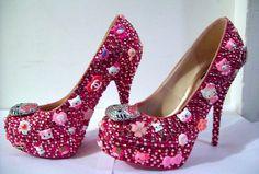 HELLO KITTY HEELS on Chiq  $220.00 http://www.chiq.com/ebay-store/hello-kitty-heels