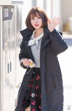 GFriend - Eunha Ulzzang Fashion, Korean Fashion, Ulzzang Style, Asian Woman, Asian Girl, Asian Ladies, Extended Play, Snsd, Instagram V