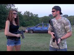 AK47 Vs. AR15 - CAR DOOR PENETRATION   Brandon401401·