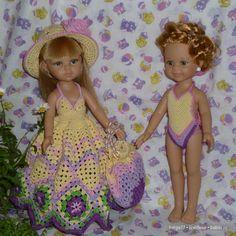 """комплект """"Нежность"""" / Одежда для кукол / Шопик. Продать купить куклу / Бэйбики. Куклы фото. Одежда для кукол"""