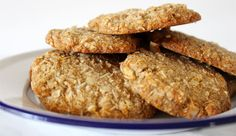 AIP Anzac Biscuits (Paleo, Nut-Free, Egg-Free)