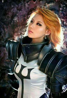 Spiral cats japan tasha as the crusader from diablo 3 reaper of souls such an empowering and beautiful set of photos that could easily become a standalone movie or show