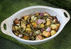... Dishes on Pinterest | Roasted Potatoes, Potatoes and New Potato Salads