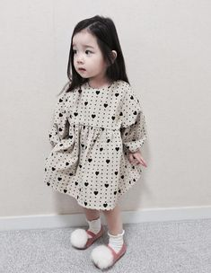 @LunasAngel Cute Asian Babies, Korean Babies, Asian Kids, Cute Babies, Daddys Little Girls, Cute Little Baby, Cute Baby Girl, Baby Love, Baby Girl Fashion