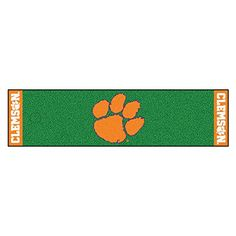 Clemson Tiger Putting Green
