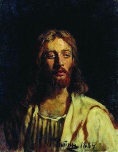 Christ - Ilya Repin