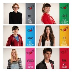 el club de los incomprendidos - Buscar con Google Image Film, Series Movies, Club, Blue Jeans, Fangirl, Beautiful People, Wattpad, Tvs, Netflix