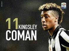 Kingsley Coman 2014