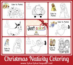 Free Christmas Coloring Pages for Kids & Adults - 1+1+1=1
