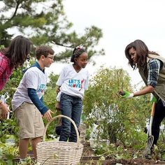Michelle Obama's Vegetable Garden—A Look Back and Why It Isn't Going Away Anytime Soon