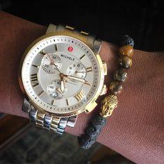 Men's bracelet #michelewatch