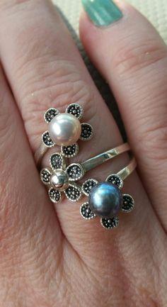 Vantel pearls ring