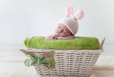 Gorro sesiones newborn