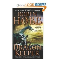 Currently reading, by Robin Hobb.