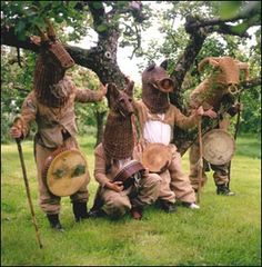 Armagh Mummers