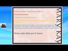 Prospecção de clientes Mary Kay - YouTube