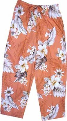 PL 344-3162 Ladies Capri Pants [Peach] product photo