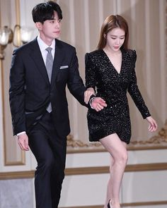 > Touch your Heart - Press Conference Lee Dong Wook, Goblin, Kdrama, Yoon Seo, Yoo In Na, Drama Fever, Weightlifting Fairy Kim Bok Joo, Love Film, Touching You