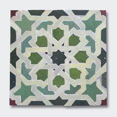 Moroccan Tiles, Encaustic Tiles, Moroccan Floor Tiles - Dar Interiors Ð - design your own pre-assembled mosaic