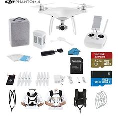 DJI Phantom 4 Quadcopter - Looking for a 'Quadcopter'? Get your first quadcopter today. TOP Rated Quadcopters has Beginner, Racing, Aerial Photography, Auto Follow Quadcopters and FPV Goggles, plus video reviews and more. => http://topratedquadcopters.com <== #electronics #technology #quadcopters #drones #autofollowdrones #dronephotography #dronegear #racingdrones #beginnerdrones