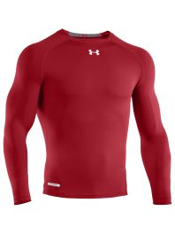 Men's Under Armour Compression Top #underarmour #workout @Hibbett Sports®