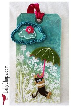 OMG! Crochet and scrapbooking....i just died