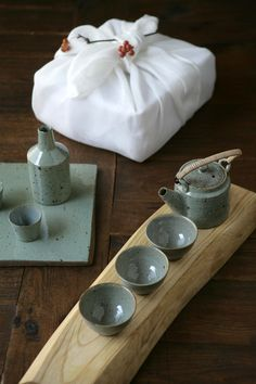 tea set/ yido collection