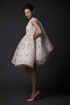 Krikor Jabotian's effervescent designs bring bridal couture to new heights. Find the perfect gown for your special day.