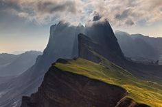 The Wild Side of the Dolomites  by Matteo Zanvettor