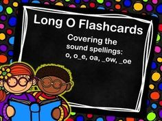 This is a small collection of long o flashcards covering the sound spellings of o, o_e, oa, ow, and oe. There are 116 cards. These are great for sound spelling practice. You can use them to introduce the sound spelling or as review. Great for any first or second grade classroom.A special thanks to Krista Wallden at Creative Clips for the borders on my flashcards!Customer Hints:1.