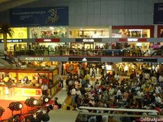 we love our streets and we love our malls - SGS Mall, Pune