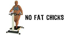 GREAT step by step explanation of how to lose weight!  Great for beginners!  no_fat_chicks_