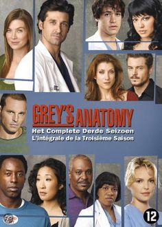 Grey's Anatomy - Seizoen 3