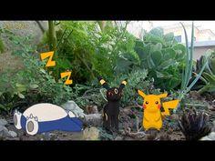 Green screen effect  Pokémons