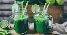 Shed water weight - Green Smoothie Detox Green Smoothie Cleanse, Healthy Green Smoothies, Juice Cleanse, Organic Smoothies, Apple Smoothie Recipes, Apple Smoothies, Blender Recipes, Cellulite, Superfood