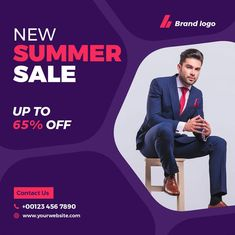 Download the Free Summer Sale Instagram Template for Photoshop! - Free Business Flyer, Free Fashion Flyer, Free Flyer Templates, Free Instagram Templates - #FreeBusinessFlyer, #FreeFashionFlyer, #FreeFlyerTemplates, #FreeInstagramTemplates - #Business, #Fashion, #Instagram, #Sale, #Service, #Shop, #SocialMedia, #Square, #Store