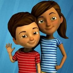 caleb, sofie | Caleb and Sophia! These adorable cartoons teach children  to not steal, how important it is to share, God's creation's etc...  jw.org