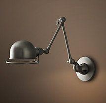 Atelier Swing-Arm Wall Sconce