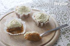 cupcake_zanahoria Vegan, Raw food