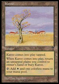 Karoo - Land - Cards - MTG Salvation